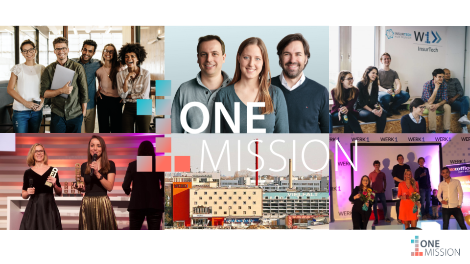 ONE MISSION Collage