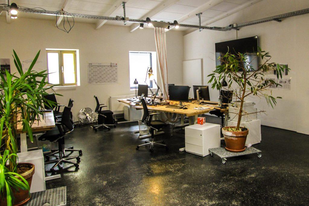 WERK1 Startup Büro München