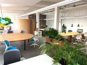 Bild Coworking WERK1 Silent Space