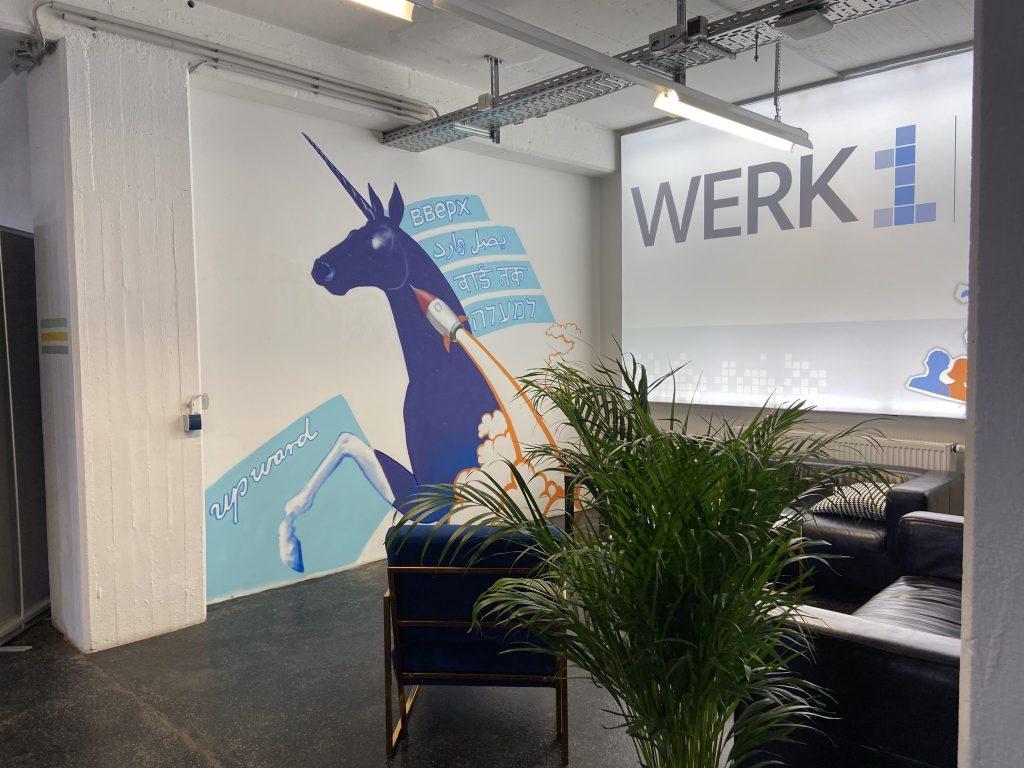 Startup Inkubator Unicorn