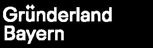 Gründerland Bayern Logo