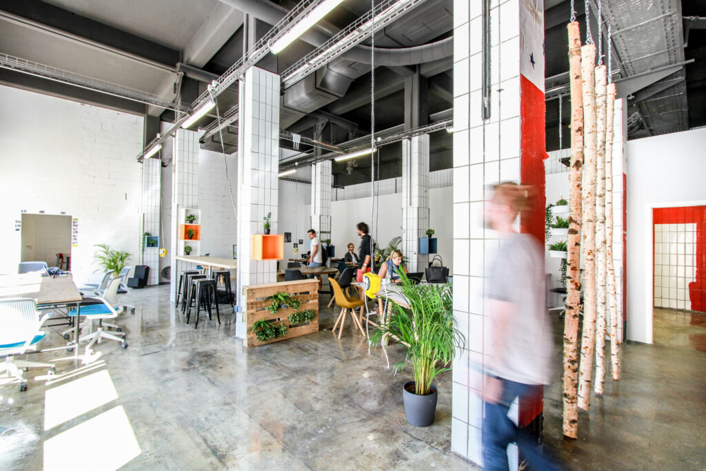 Impression Communication Space Coworking