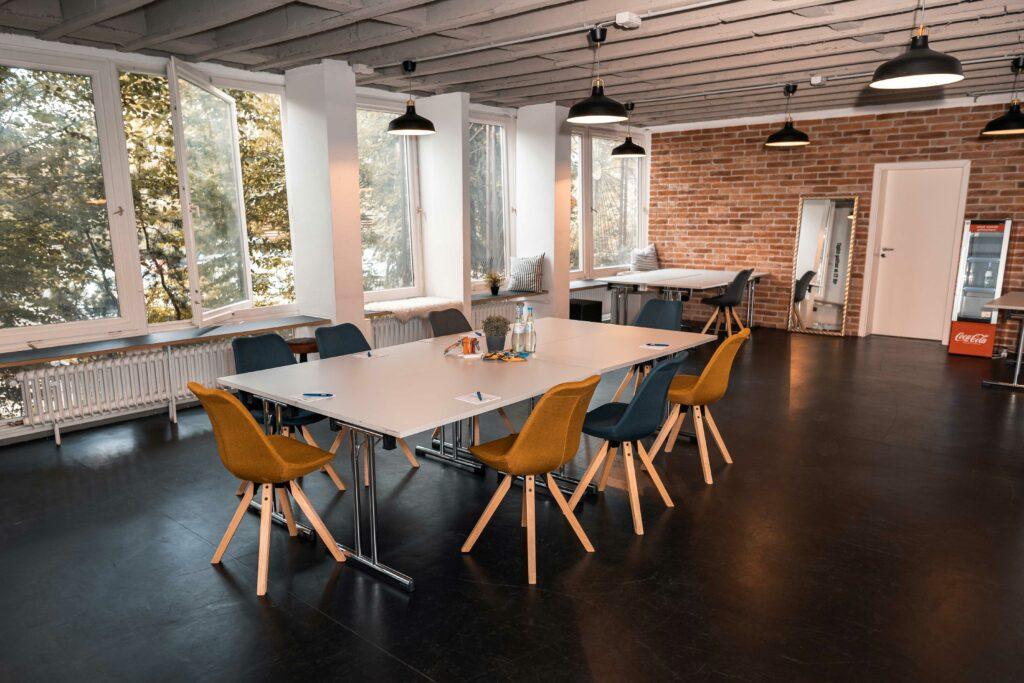 Bild Workshopraum