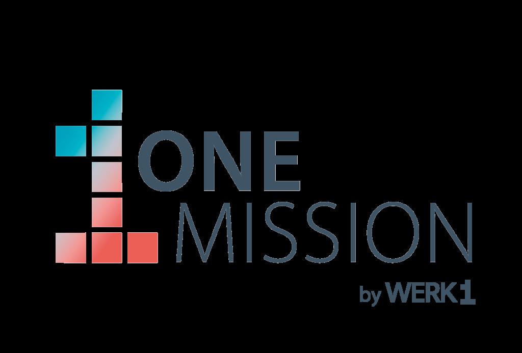 ONE MISSION by WERK1 Logo