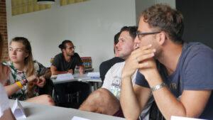 Bild 4 WERK1 Academy Startup Workshop