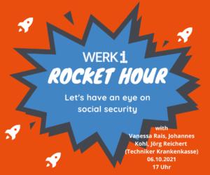 Rocket Hour Oktober 2021