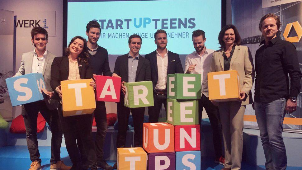 WERK1 - StartupTeens - Teaser