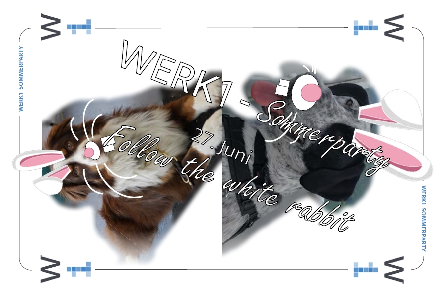 WERK1 - Sommerparty - Teaser