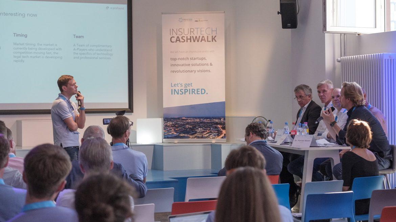 WERK1 - Insurtech Cashwalk - Gallery