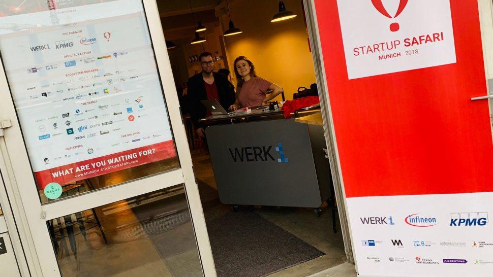 WERK1 - Startup Safari - Teaser