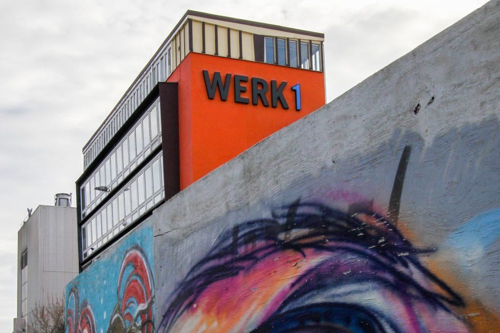 WERK1 - Start - Teaser