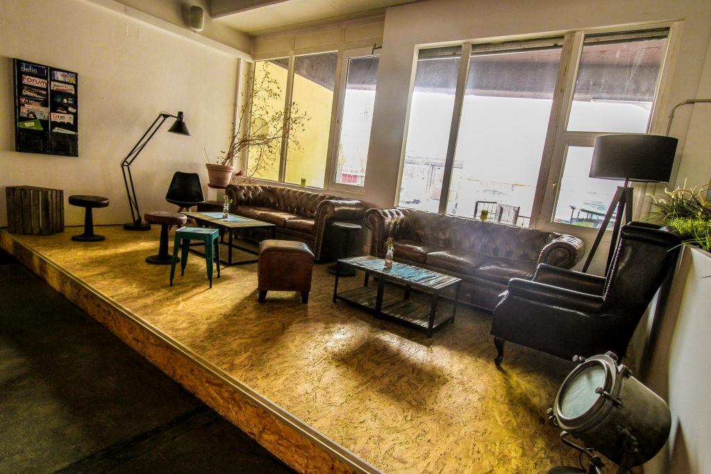 WERK1 - Café - Gallery
