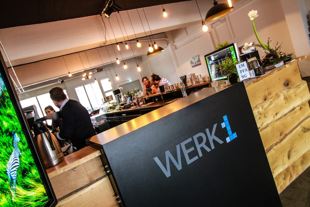 WERK1 - Cafe´- Start - Teaser