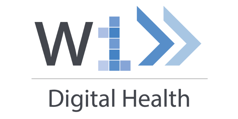 W1 - Digital Health Logo - WERK1