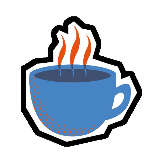 WERK1- Icon- Kaffeetasse