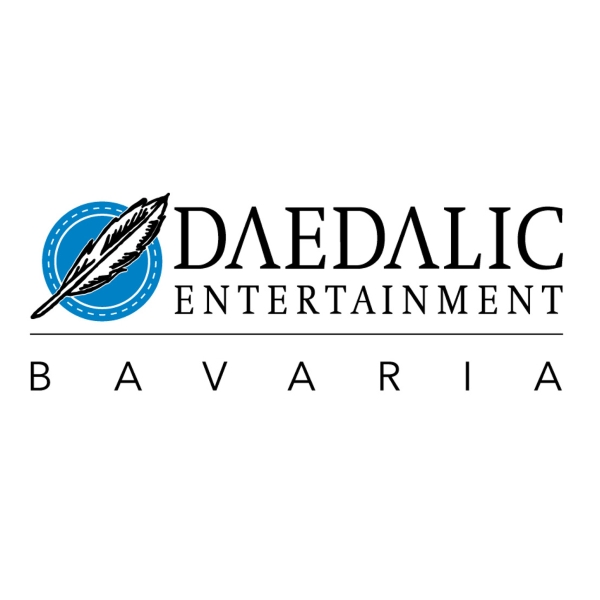 WERK1 - Alumni -Daedalic Entertainment - Logo