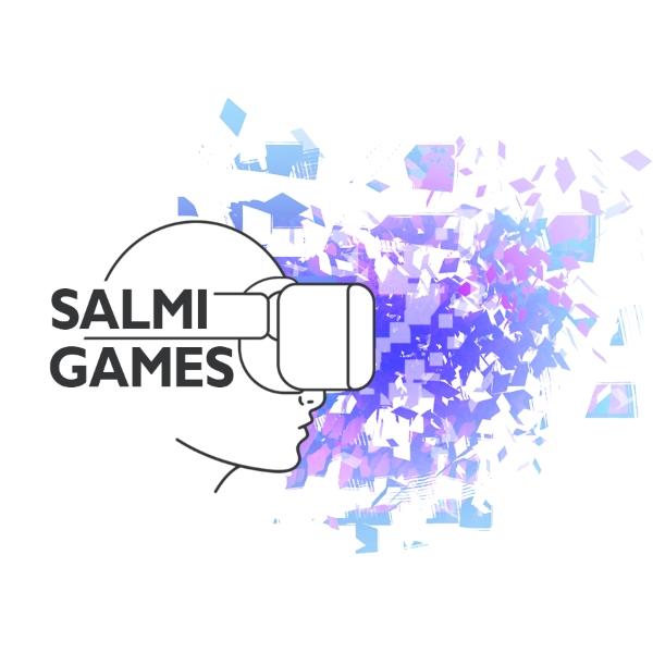 WERK1 - Resident - Salmigames - Logo