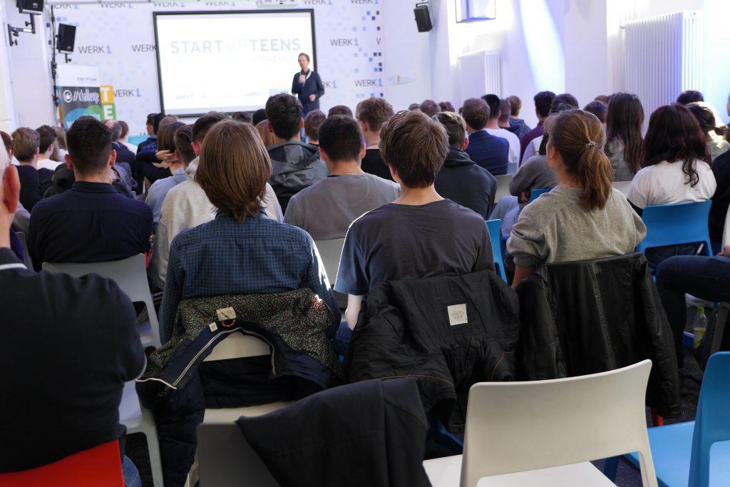 Startup teens - gallery