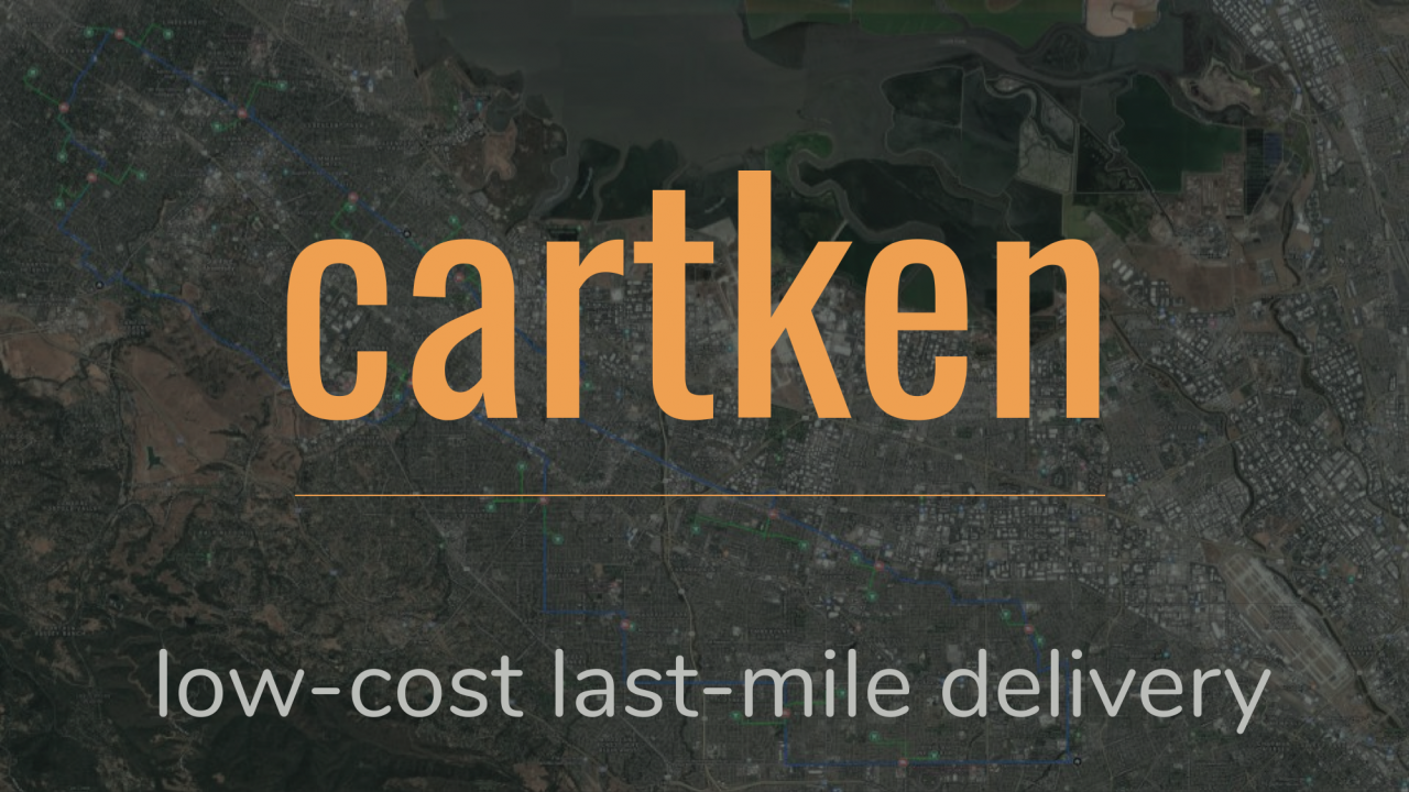 Cartken Logo
