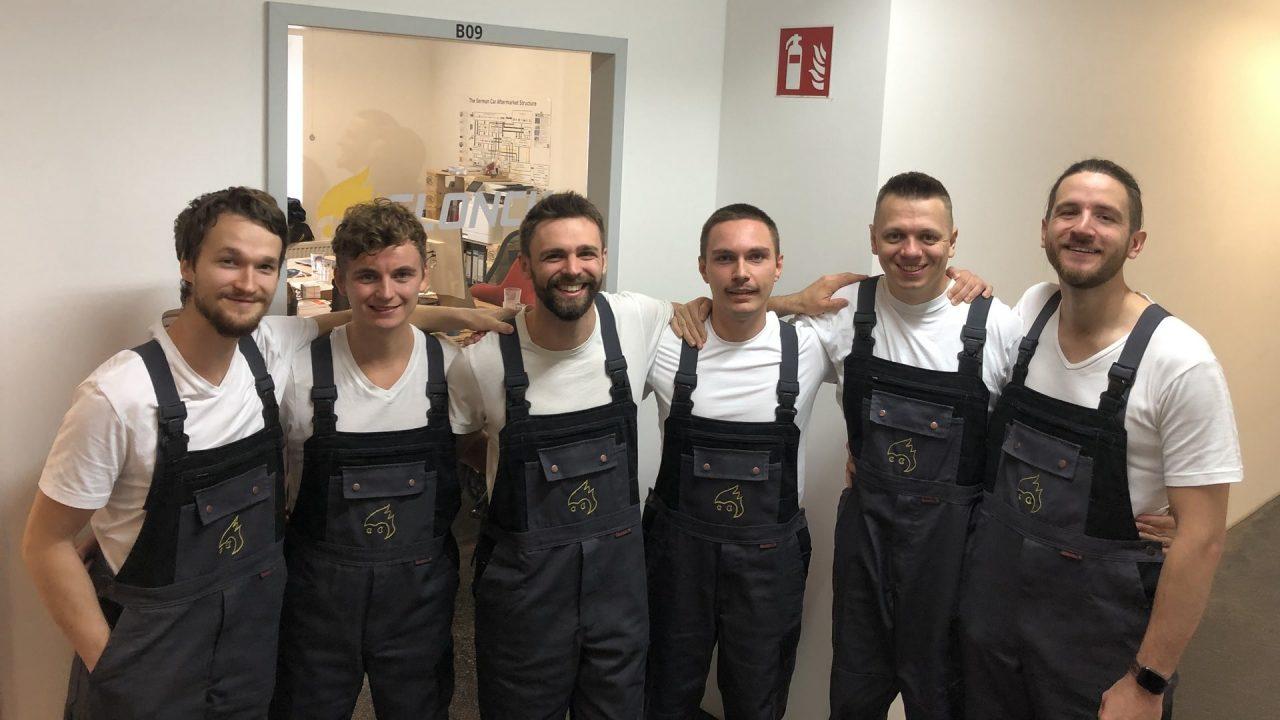 Clonck Team