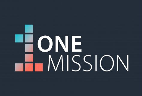 Logo ONE MISSION