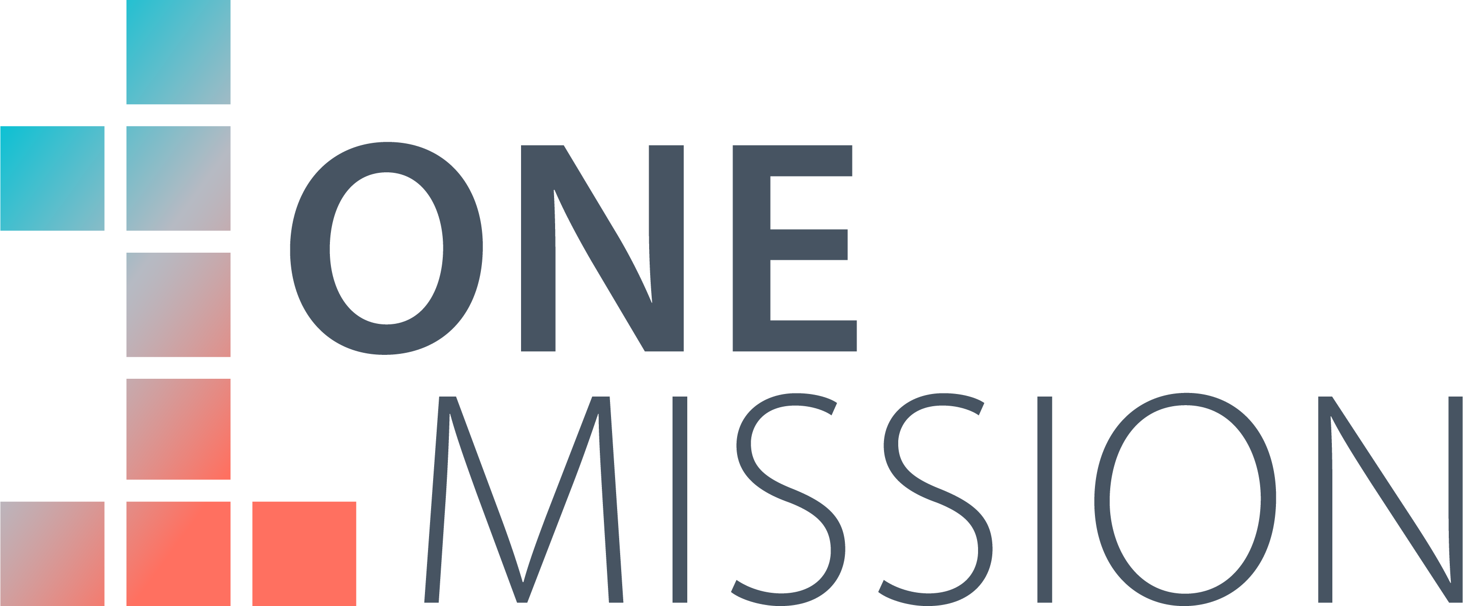 One Mission - Logo