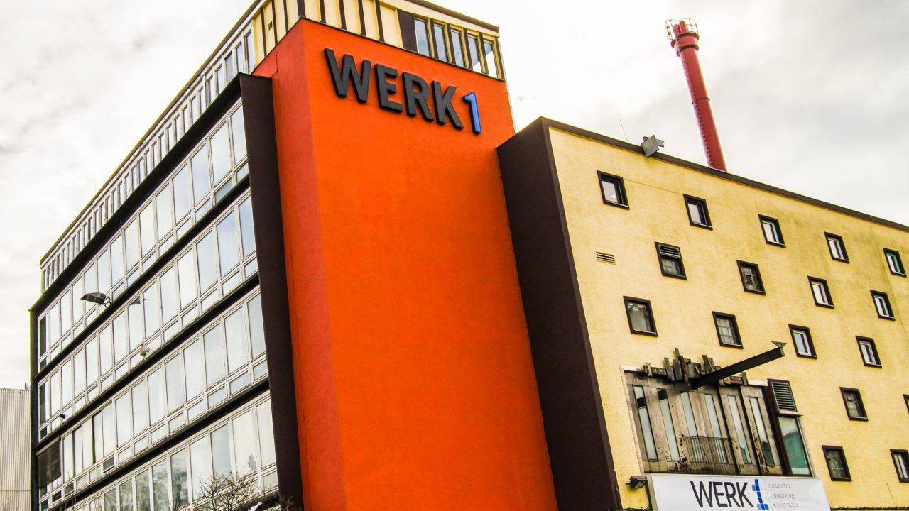 WERK1 Gebäude