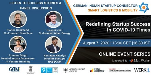 Event German-Indian Startup connector