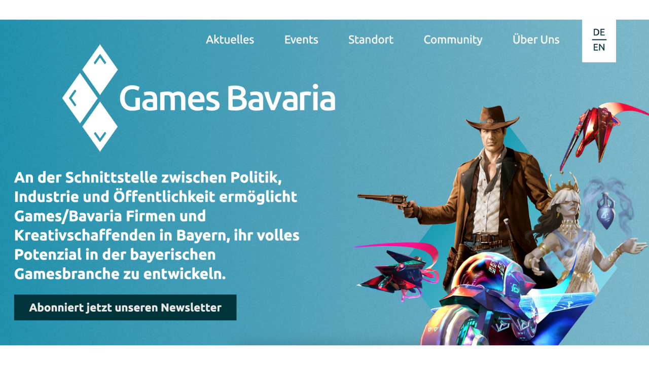 Header Blobeitrag neue Website Games/Bavaria