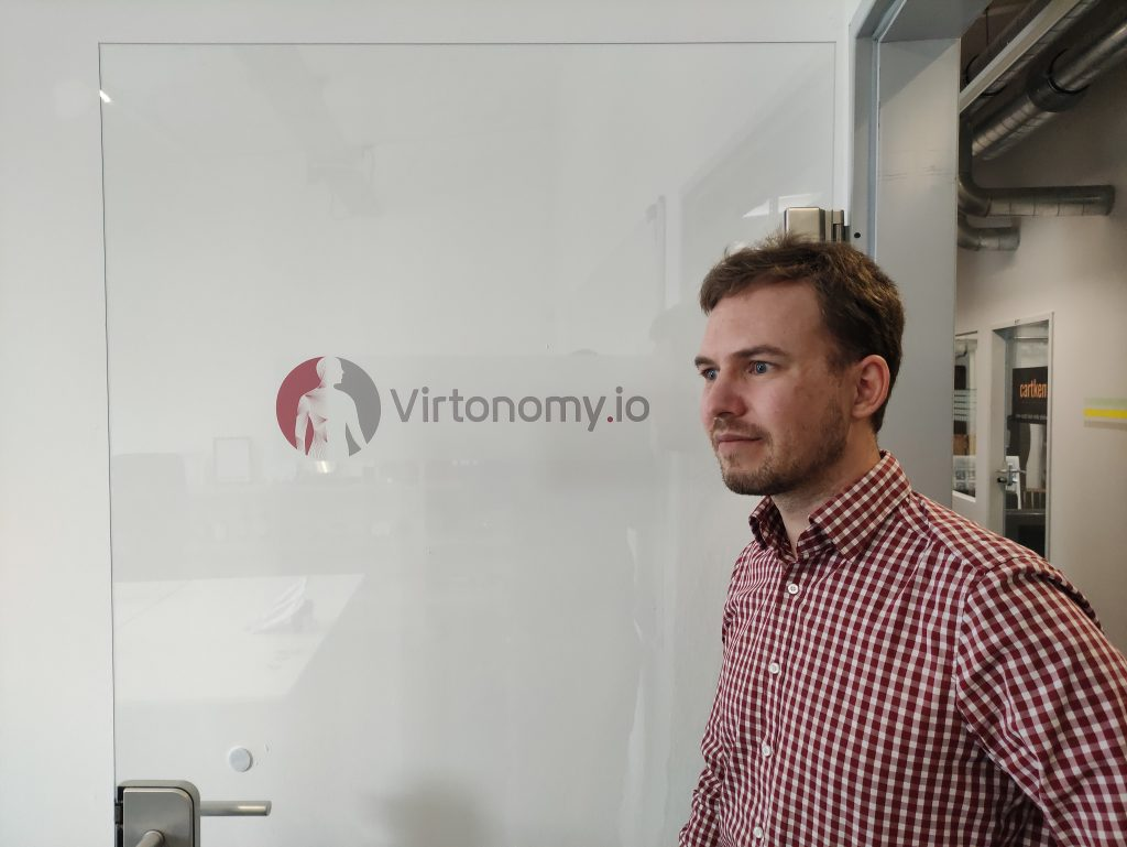 Simon Virtonomy