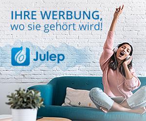 Julep Podcast Banner