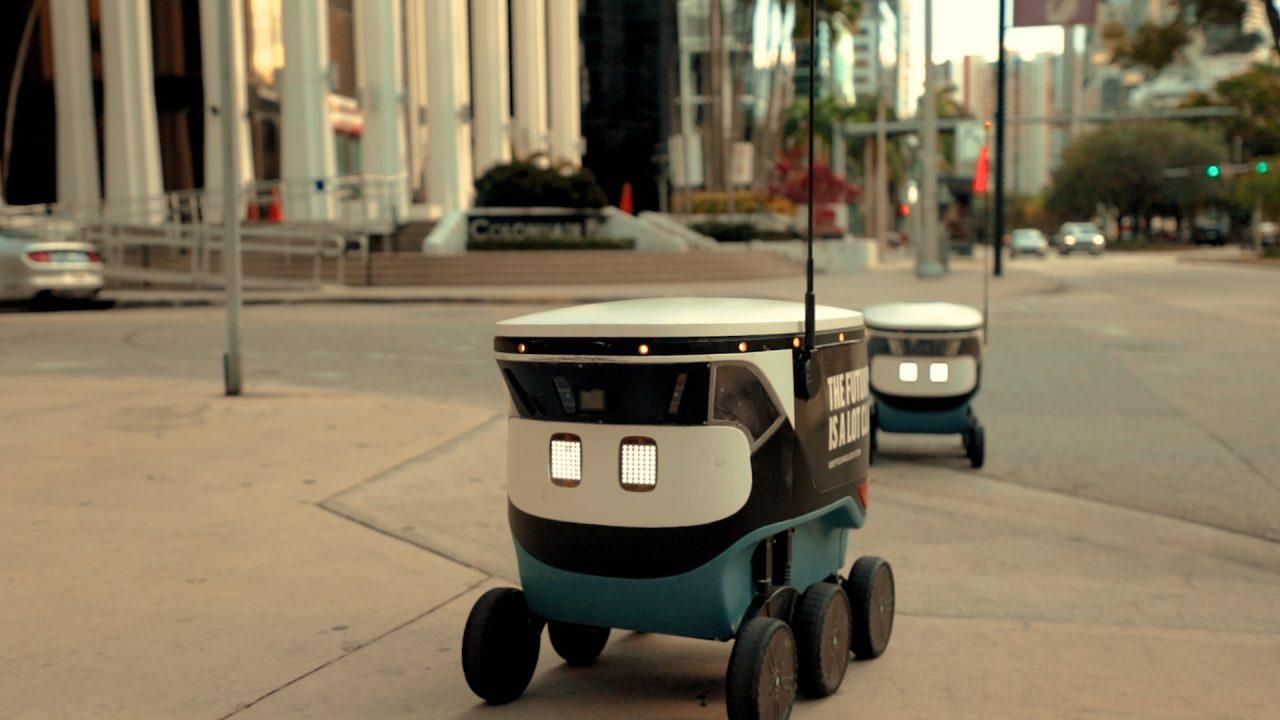 Blogpost cartken Roboter Header